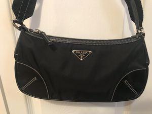 Prada Black purse authentic for Sale in Tampa, FL