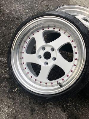 Wheels 18x10 for Sale in Pinellas Park, FL