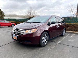 Honda Odyssey 2013 Rebuilt title for Sale in Salt Lake City, UT