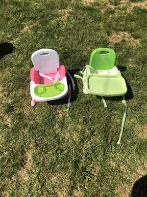 Booster Seats Green Seat Sold for Sale in Hazlet, NJ