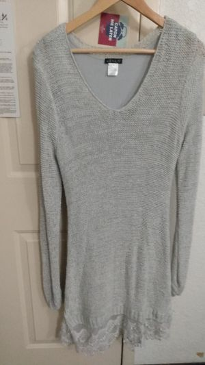 Long sleeve so comfy sweater dress for Sale in Cherry Hill, NJ