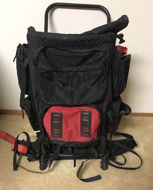 """REI """"50th Anniversary Edition"""" External Frame Backpack for Sale in Tumwater, WA"""