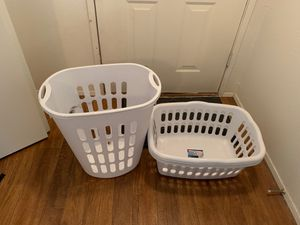 Free laundry baskets!! for Sale in Tacoma, WA