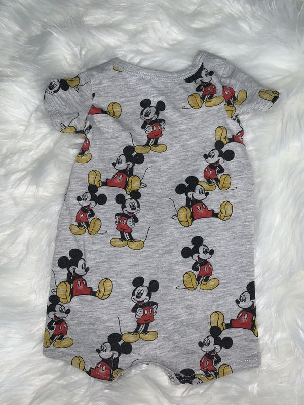 Baby Mickey Mouse One Piece