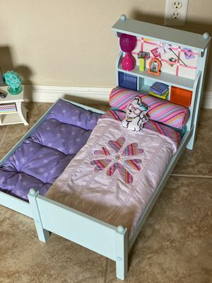 American Girl Bouquet Trundle Bed for Sale in Port Charlotte, FL