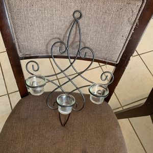 Wall Candle Holder for Sale in Crosby, TX