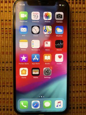 Iphone X 64gb silver READ DESCRIPTION for Sale in Fairfax, VA