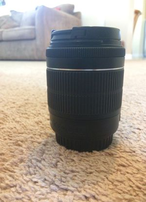 Canon EFS 18-55mm lens for Sale in FL, US
