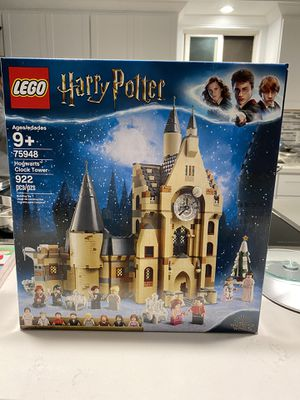 LEGO HARRY POTTER CLOCKTOWER for Sale in San Leandro, CA