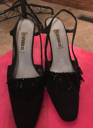 Women's size 8-81/2 Black Shoes for Sale in Etna, OH