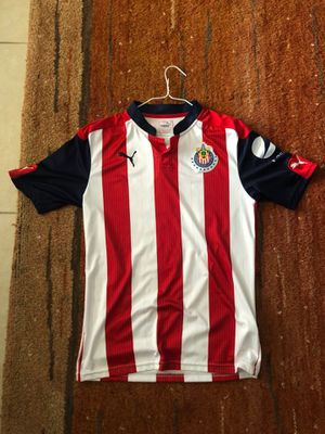 Chivas 16-17 Home Jersey (M) for Sale in Boca Raton, FL