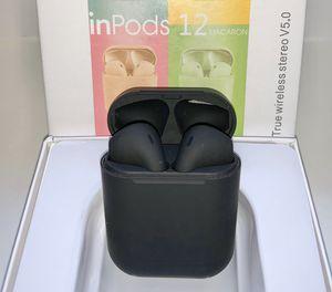 EarPods i12 Mini BLACK for Sale in Mira Loma, CA