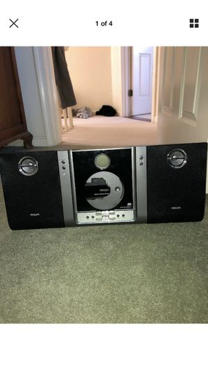 Phillips CD Player for Sale in Fairfax, VA