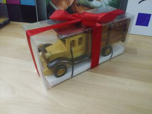 Wooden Collectable Toy Truck for Sale in Las Vegas, NV