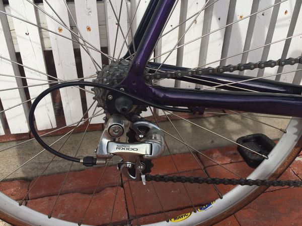 Cannondale Multi-sport 600 CAD3 Bicycle