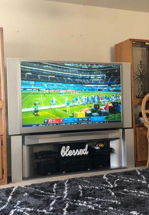 65 inch box tv for Sale in Albuquerque, NM