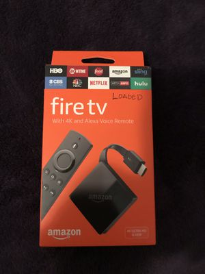 Fire tv for Sale in Ceres, CA