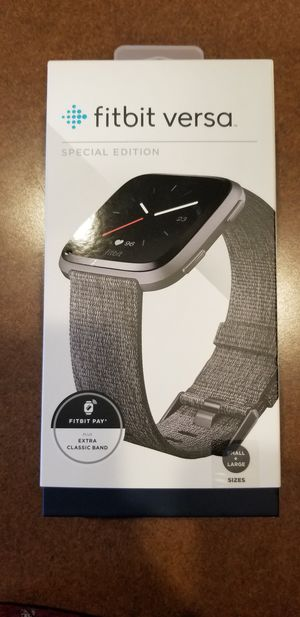 Fitbit Versa Special Edition for Sale in Maize, KS