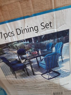 Patio set NEW for Sale in Campbell, CA