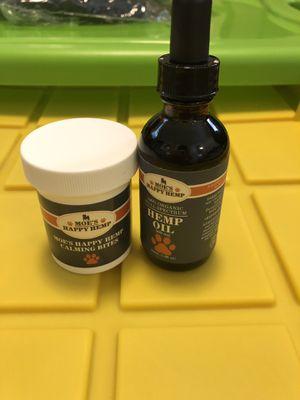Dog hemp oil and calming treats for Sale in Lexington, KY