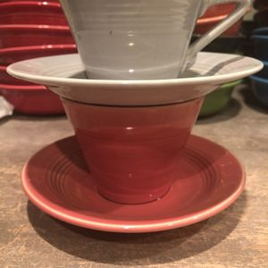Vintage Harlequin Teacup And Saucers for Sale in Wimauma, FL