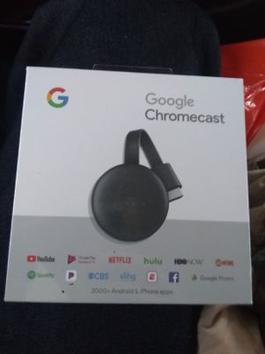 Google Chrome Cast for Sale in San Diego, CA