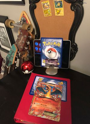 Pokémon Fire Red Charizard & 1st Generation Collection Gift Binder for Sale in La Mirada, CA