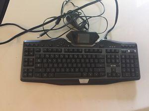Logitech G19 programmable LED keyboard for Sale in Grosse Pointe, MI
