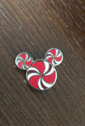 Disney Mickey Mouse Candy Cane Trading Pin for Sale in Davenport, FL