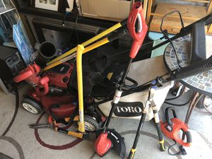 Lawn care equipment for Sale in Denver, CO