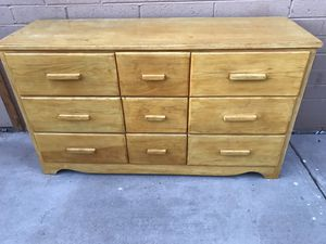 Used dresser for Sale in Phoenix, AZ