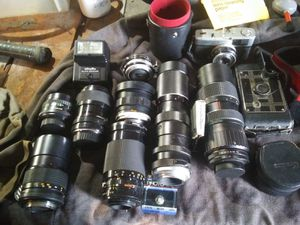Professional camera equipment for Sale in Wasilla, AK