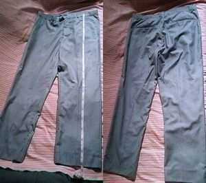 Italian Tailored Fit Men Dress Pants, Size 34-inch for Sale in Brooklyn, NY
