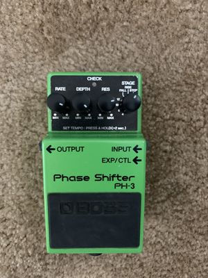 Boss Phase Shifter PH-3 for Sale in Long Beach, CA