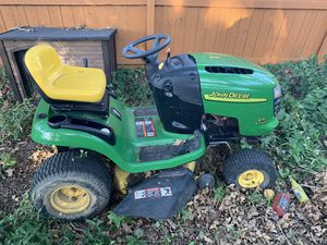 John Deere L111 lawn tractor for Sale in Flower Mound, TX