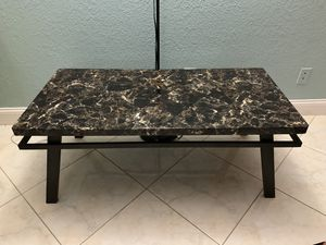 """46"""" x 22"""" table Formica for Sale in St. Petersburg, FL"""