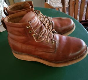 Work boots 10 1/2 price firm thanks for Sale in Fort Myers, FL
