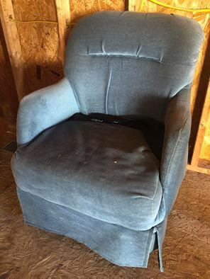 Captain swivel chair for RV for Sale in Granite Quarry, NC