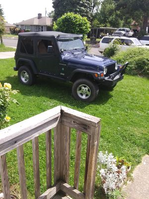1997 Jeep Wrangler.. for Sale in Forest Grove, OR