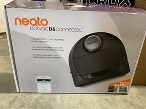 neato D505 pet allergy botvac vacuum charcoal for Sale in Palmdale, CA