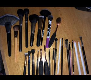 Makeup brushes for Sale in Centennial, CO