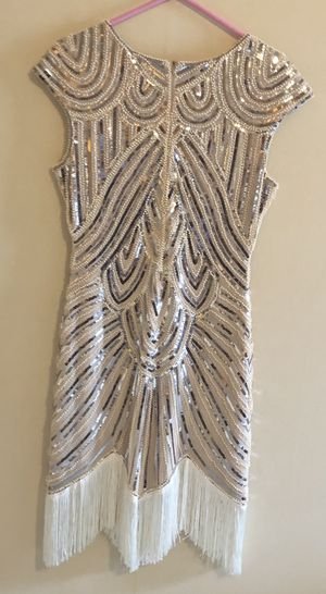 Fringed flapper dress for Sale in Lorain, OH