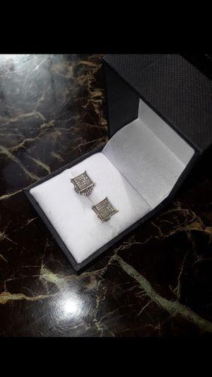 Real. Earrings diamond for Sale in Washington, DC