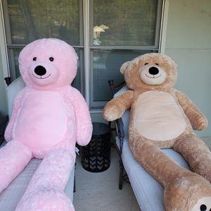 Wowmax 6 feet teddy bears for Sale in Lithonia, GA