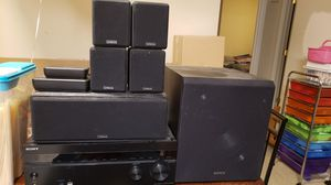 5.1 Home Theater system for Sale in Spokane Valley, WA