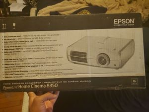 Home cinema projector for Sale in Grosse Pointe Farms, MI