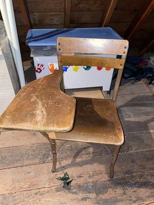 Antique Vintage School Desk for Sale in Seattle, WA