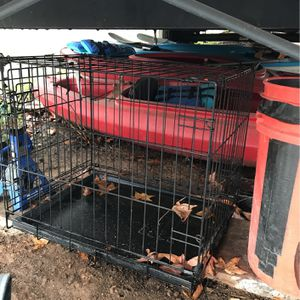 Dog Crate For Small Dog for Sale in Willis, TX