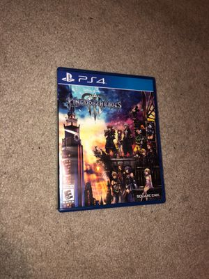 Kingdom Hearts III for Sale in Portland, OR