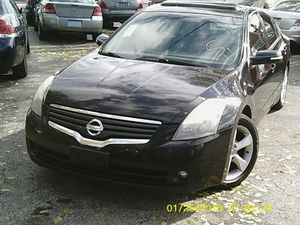 2008 Nissan Altima, black, , (#765) for Sale in Columbus, OH